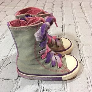 Converse all stars high top sneakers